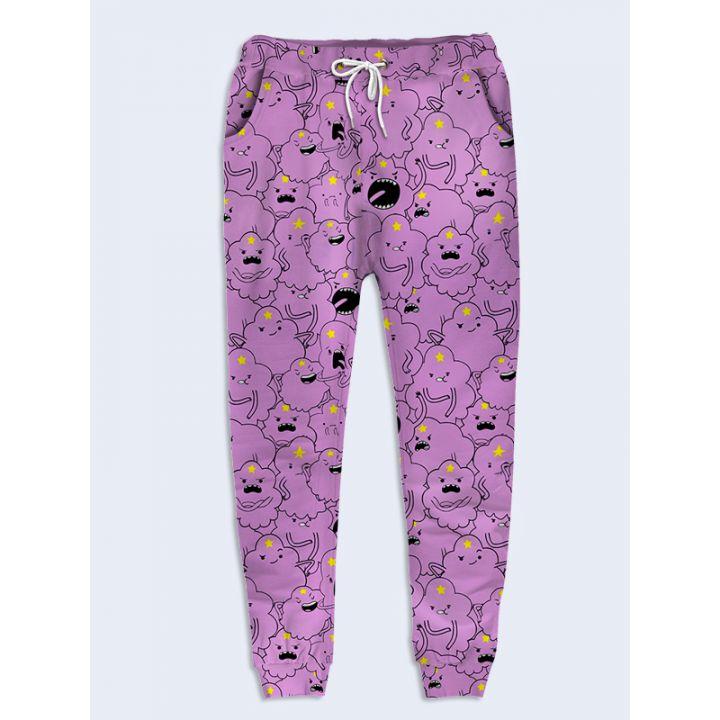 Модные женские брюки Пупырка