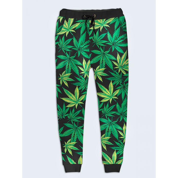 Модные женские брюки Cannabis