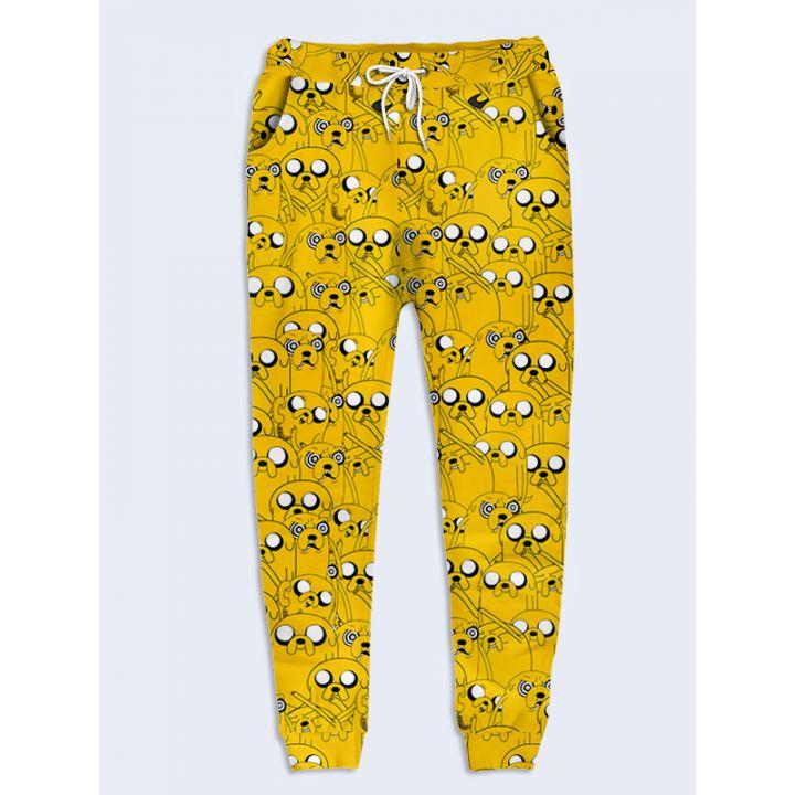 Модные женские брюки Джейк коллаж
