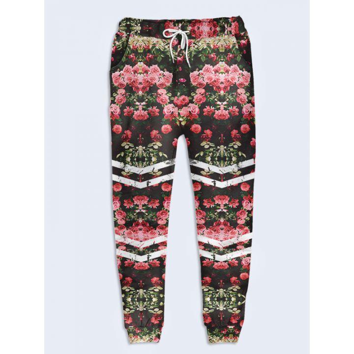 Модные женские брюки Розы спорт