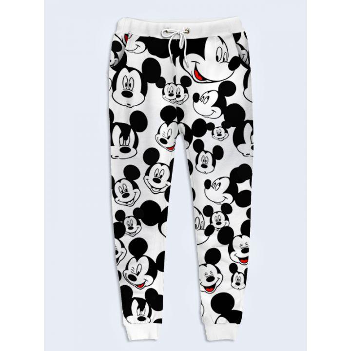 Жіночі штани Mickey Mouse