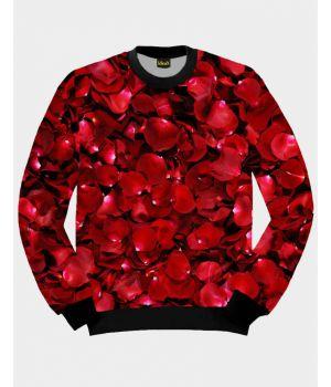 Свитшот Лепестки Роз