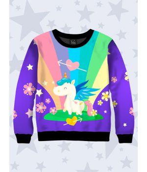 Дитячий світшот Unicorn