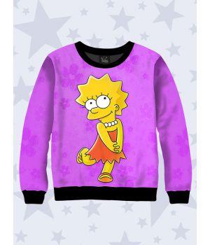Детский свитшот Lisa