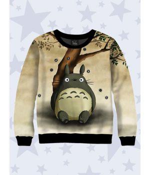 Детский cвитшот Funny Totoro