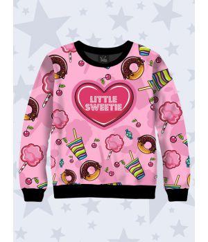 Детский свитшот Little sweetie