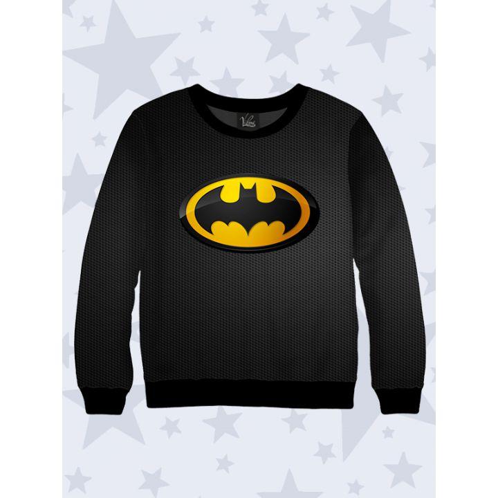 3D Детский свитшот Batman emblem