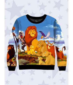 Детский свитшот The Lion King