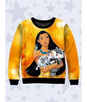 Детский свитшот Pocahontas