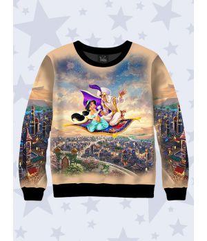 Детский свитшот Aladdin