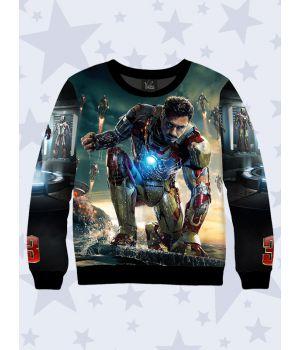 Детский свитшот Iron Man 3
