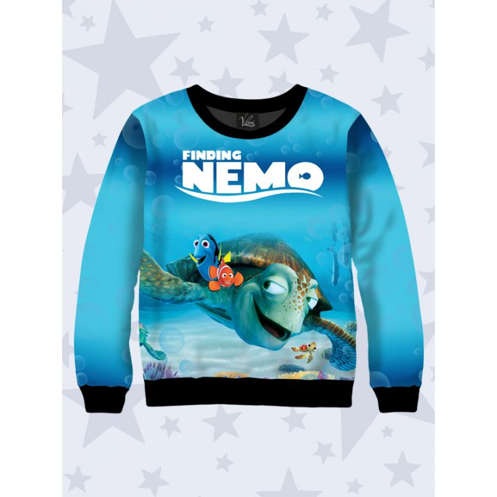 3D Детский свитшот Finding Nemo