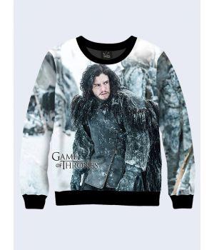 Мужской свитшот Jon Snow