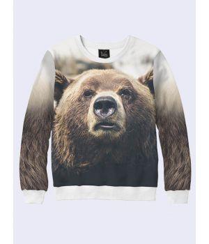 Мужской свитшот Brown bear
