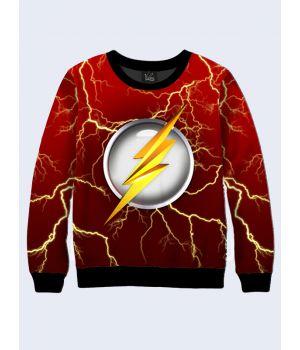 Мужской свитшот Flash DC