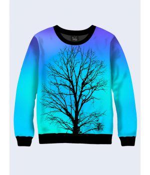 Чоловічий світшот Самотнє дерево