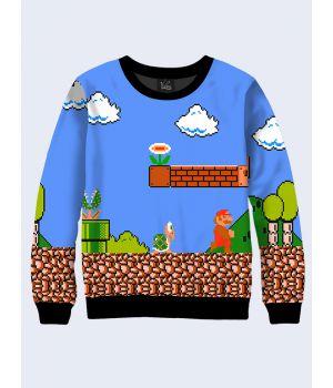 Мужской свитшот Game Mario