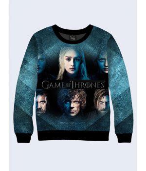 Мужской свитшот Game of Thrones heroes