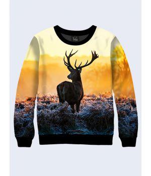 Мужской cвитшот Noble deer