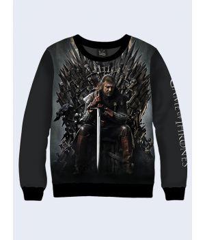 Мужской свитшот Eddard Stark