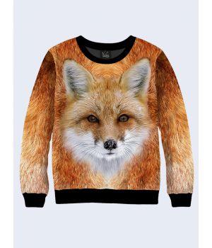 Женский cвитшот Fox