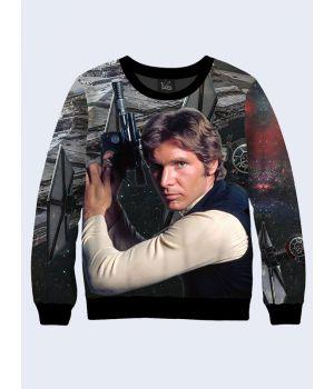 Мужской свитшот Han Solo Star Wars