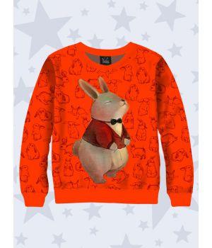 Дитячий світшот Mister rabbit, 67360