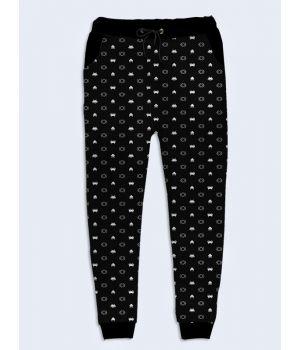 Женские брюки Pixels
