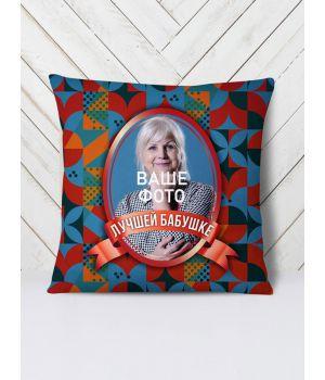 Подушка Найкращої бабусі фото