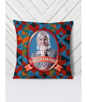 Подушка Лучшей бабушке фото