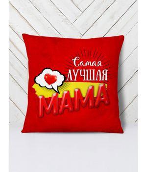 Подушка Мама сердце