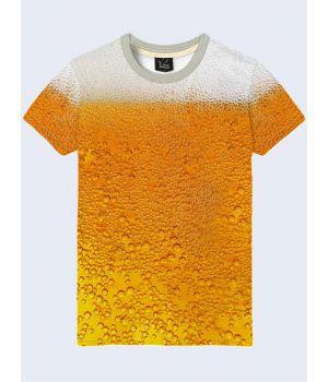 Чоловіча футболка Beer bubbles, 67449