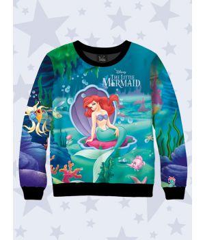 Детский свитшот The Little Mermaid