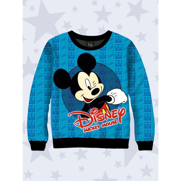 3D Детский свитшот Disney Mickey Mouse