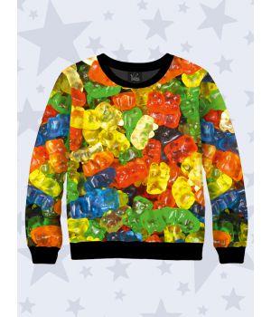 Детский свитшот Gummy bears