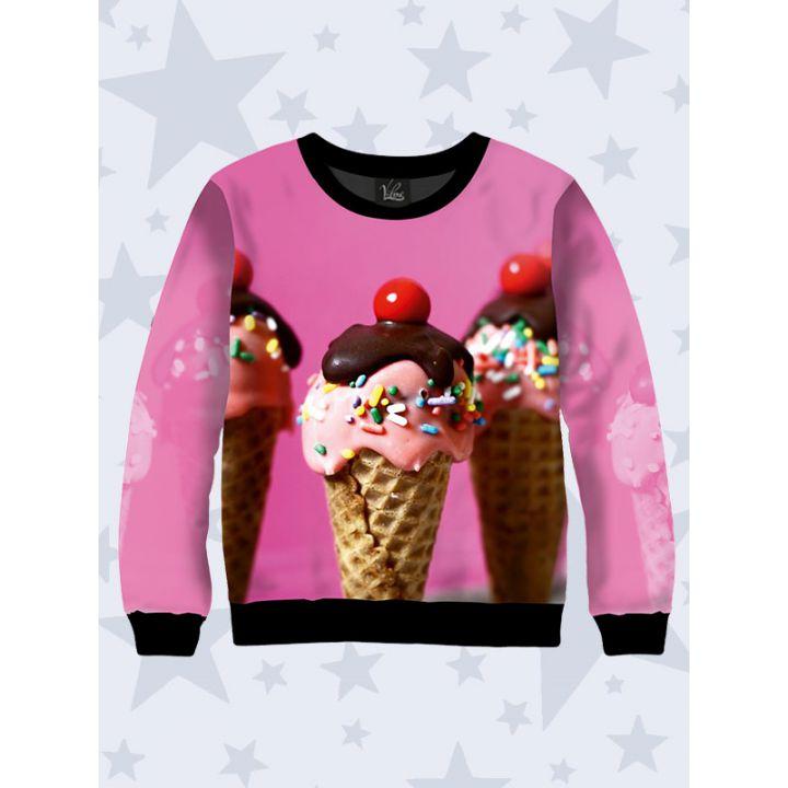Дитячий світшот Ice cream