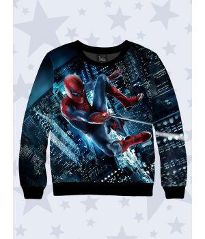 Детский свитшот Spider-Man