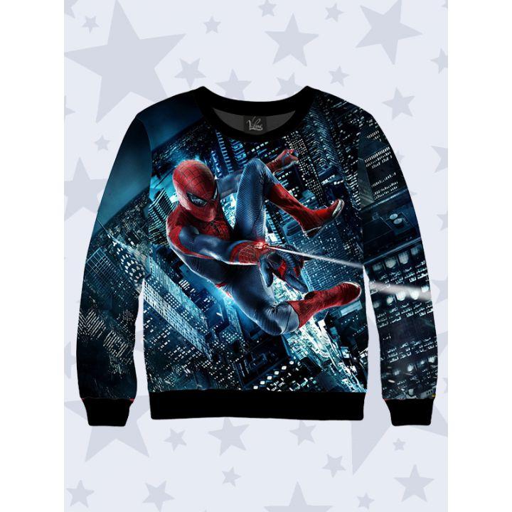 3D Дитячий світшот Spider-Man