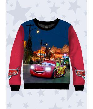 Детский свитшот Cars
