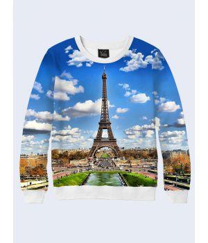 Світшот жіночий Символ Парижа