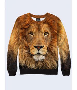 Свитшот Могущественный лев