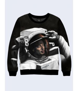 Свитшот Elon Musk SpaceX