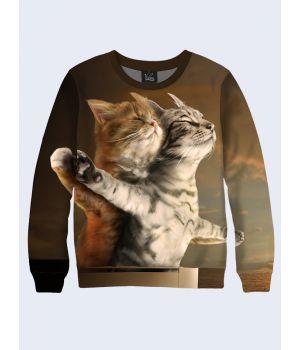 Свитшот Cats Titanic