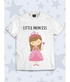 Футболка Маленькая принцесса