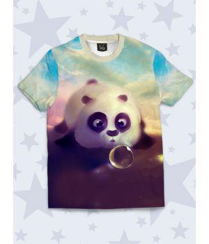 Футболка Очаровательная панда