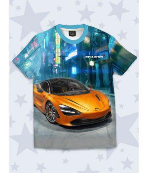 Футболка Auto McLaren