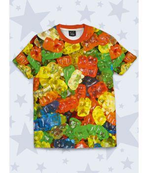 Футболка Gummy bears
