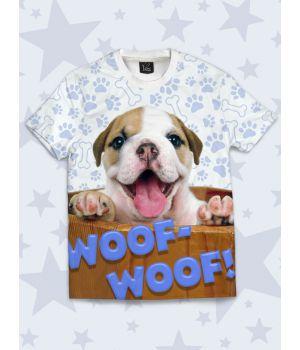 Футболка Woof-woof