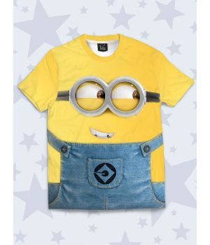 Футболка Yellow minion