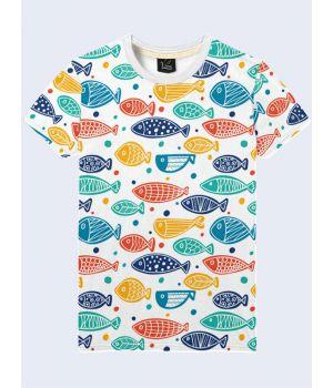 Футболка Рыбёшки